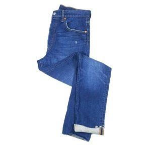 Levi's Women's 501 Skinny Stretch Button Fly Jeans